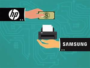VARINDIA Samsung Printer Business acquired by HP for $1.05 bn