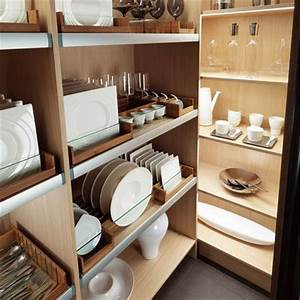 Rangement Placard Cuisine : ranger la cuisine les astuces marie claire maison ~ Teatrodelosmanantiales.com Idées de Décoration
