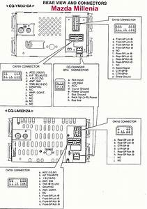 2007 Mazda 6 Radio Wiring Diagram