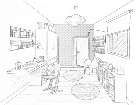 chambre dessin 26 best images about dessins on coins