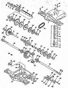 Footedana Foote Transaxle Parts