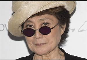 Yoko Ono in Hospital With 'Serious Flu,' Not a Stroke ...