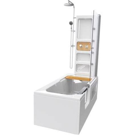 baignoire 224 porte baignoire salle de bains leroy merlin