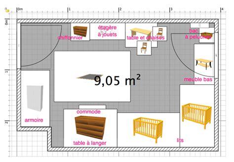 comment am駭ager une chambre de 9m2 aménager une chambre de 9m2 pour deux bébés maman pouce