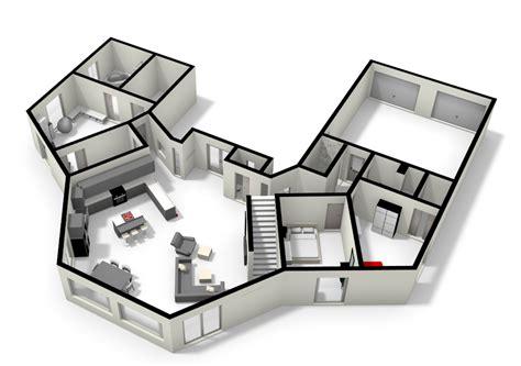 beautiful hexagon floor plans home building plans