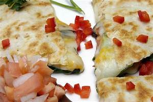 Cheese Quesadillas Recipe - Kids Snack