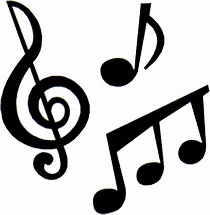 Clipart Instruments Notes Musical Clip Clipartion Songs