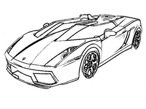 Permalink to Coloring Sports Cars Image Ideas