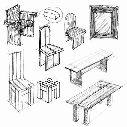Furniture Sketches Paintingvalley