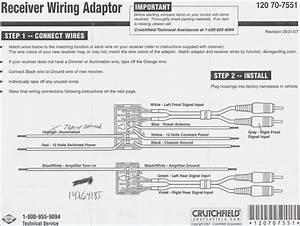 Metra Wiring Diagram
