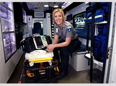 Paramedic 'You see horrific things — and it changes you'