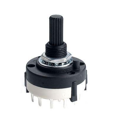 Pcs Pole Position Custom Wiring Rotary Switch