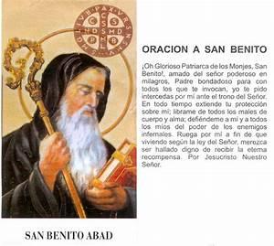 Oraci U00f3n A San Benito De Nursia