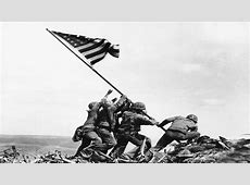 Raising The Flag On Iwo Jima National Geographic