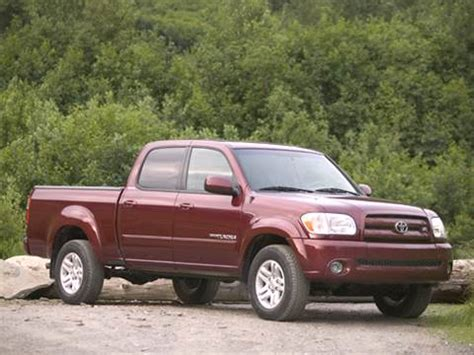 2005 Tundra Reviews by 2005 Toyota Tundra Cab Pricing Ratings Reviews
