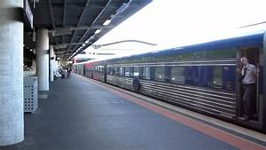 Australian  U0026quot The Overland U0026quot  Melbourne To Adelaide Train