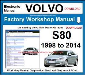 volvo  workshop service repair manual