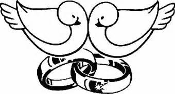 alliances mariage alliances dessin