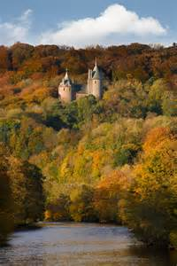 Castell Coch Autumn Wales