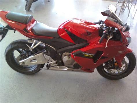 05 honda cbr600rr for sale 05 honda cbr 600 motorcycles for sale