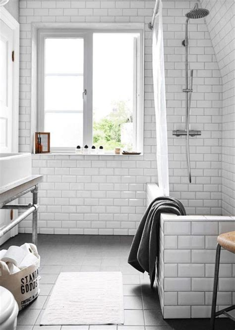 la salle de bain scandinave en   inspirantes