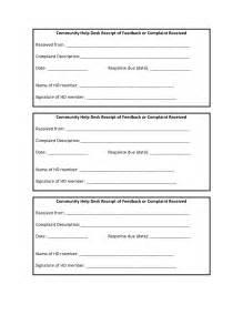 Free Printable Receipt Book Templates