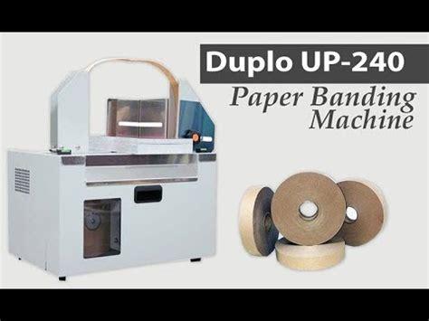 buy duplo   desktop banding machine bindingcom