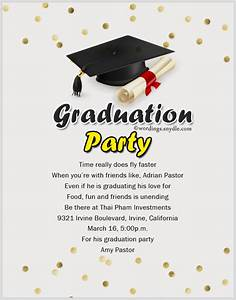 Funny Birthday Party Invitation Wording - Wordings and ...