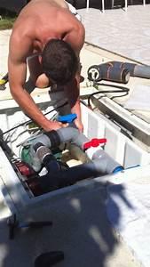 ecovertec installation pompe a chaleur piscine mornant With piece detachee pompe a chaleur piscine