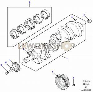 Crankshaft  U0026 Bearings