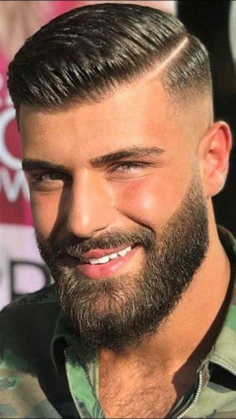 Pin Wade Scott Men Hair Beard Styles