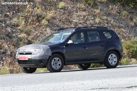 Dacia Gmotorscouk Latest Car News Spy Photos