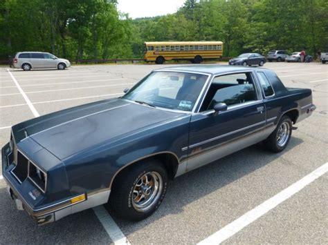 1986 Oldsmobile Cutlass Salon 442 5.0l