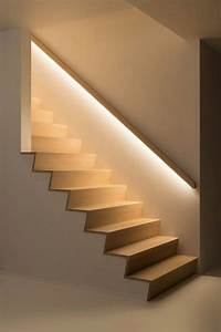 Interesting, 8, Indoor, Staircase, Lighting, Design, Ideas, For