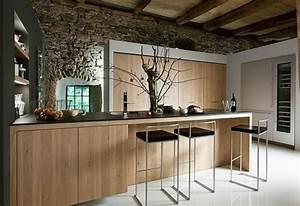 les plus belles cuisines rustiques en images archzinefr With les plus belles cuisines contemporaines