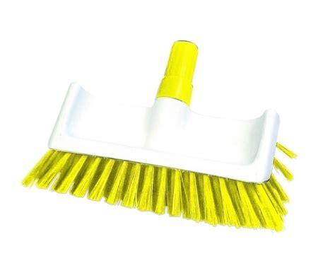 high low deck scrub brush ramon hygiene hb18