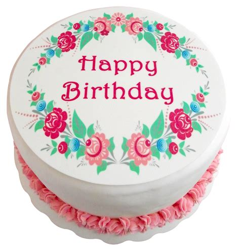 Birthday Cake Images Birthday Cake Png Transparent Image Pngpix