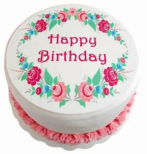 Birthday Cake PNG Transparent Image - PngPix
