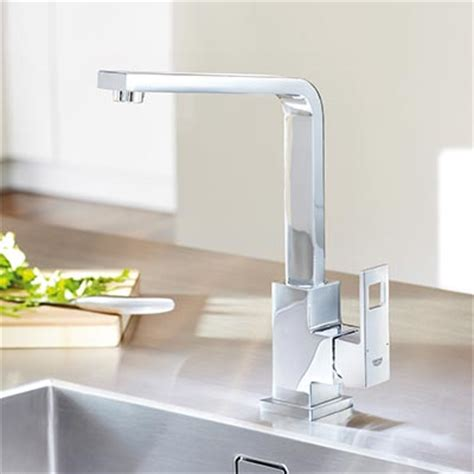 robinet cuisine grohe robinet de cuisine avec mitigeur grohe eurosmart espace