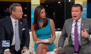 Fox And Friends Host Descends Into Crazy Rant Over Student ...