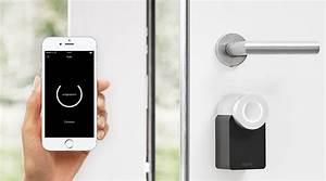 Paris Cle Nice : nuki smart lock la cl virtuelle pour les abonn s d ~ Premium-room.com Idées de Décoration