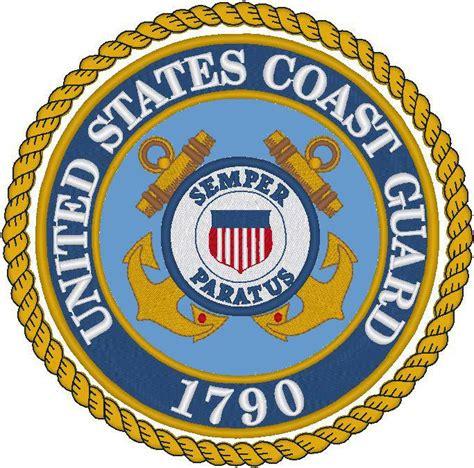 coast guard logos