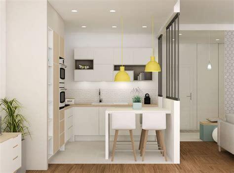 cuisine et salon aire ouverte délicieux cuisine et salon aire ouverte 6 verri232re