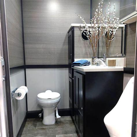 luxury restroom trailers kerkstra services