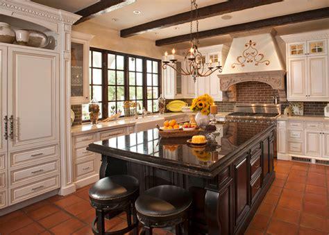 colonial kitchen designs colonial remodel mediterranean kitchen 2306
