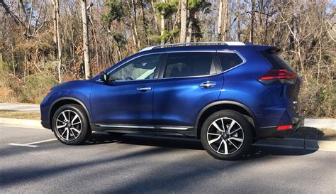 2018 Nissan Rogue Sl Awd Platinum Reserve  Road Test