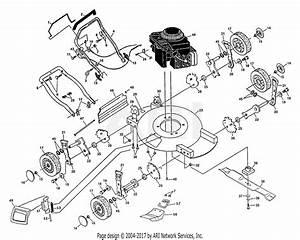 Poulan Lawn Mower Ignition Diagram