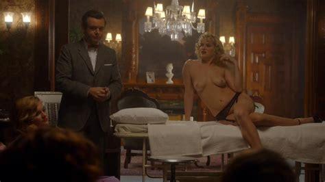 Nicholle Tom Nue Dans Masters Of Sex
