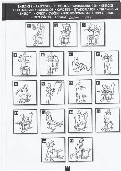 Hg 603 Décatlon Les Exercices  Musculation  Forum Forme