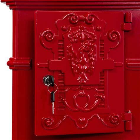 balance professionnelle cuisine boite aux lettres colonne pilier en fonte 102 5 cm